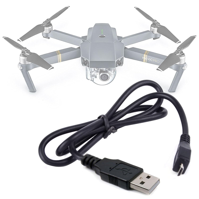 DURAGADGET Cable Micro USB De Sincronización De Datos para Dron ...