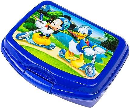 Kinder Brotdose Disney Minnie Maus Box Fr/ühst/ück Vesper Dose Mouse