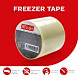 XFasten Write-on Freezer Tape, 3/4-Inch by