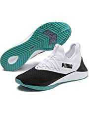 PUMA Jaab XT Men's Men's Fitness and Cross Training Shoes, White Black