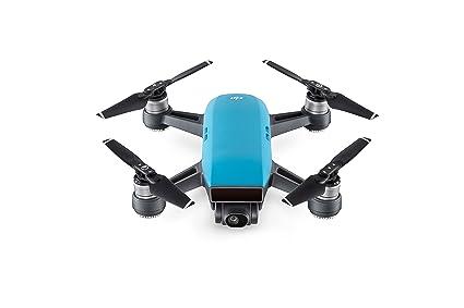 a4700f79d08 Amazon.com: DJI Spark, Fly More Combo, Sky Blue: Camera & Photo