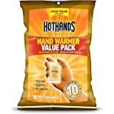 HotHands Hand Warmer Value Pack (10 Count), 2 Pack, (20 Count Total), Original
