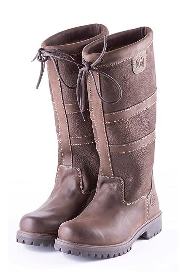 Rydale Mädchen Stiefel & Stiefeletten, Braun - Braun - Größe: 33 EU