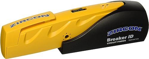 Zircon Breaker ID – DIY Circuit Breaker Finder Compatible with Outlets up to 120 Volts Circuit Breaker Identifier