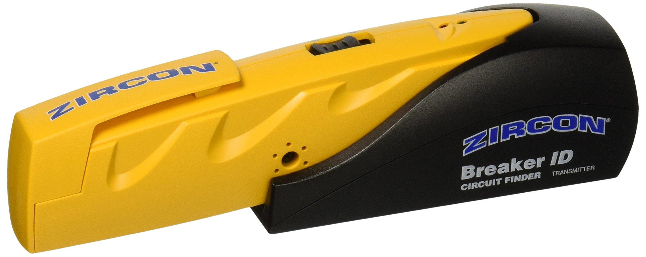 Zircon Breaker ID - DIY Circuit Breaker Finder / Compatible with Outlets up to 120 Volts / Circuit Breaker Identifier FFP