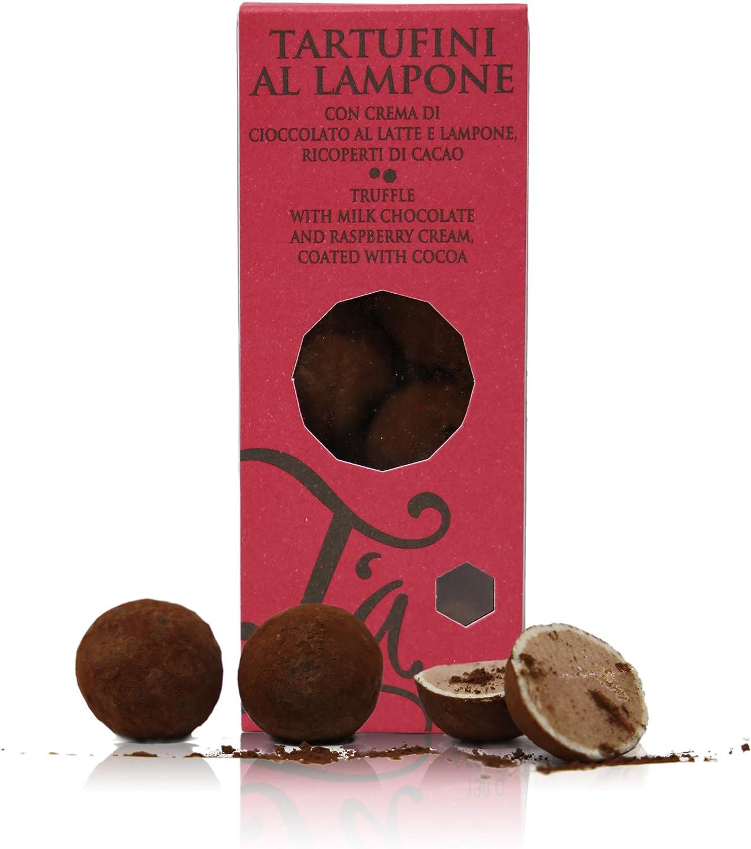 Ta Milano Trufas de Chocolate con Leche rellenas con Crema de ...