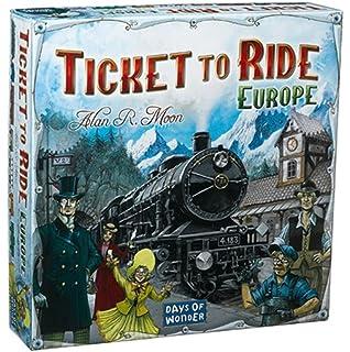 Ticket To Ride Asia Map.Ticket To Ride Asia Map Collection Volume 1 Amazon Com Au Toys