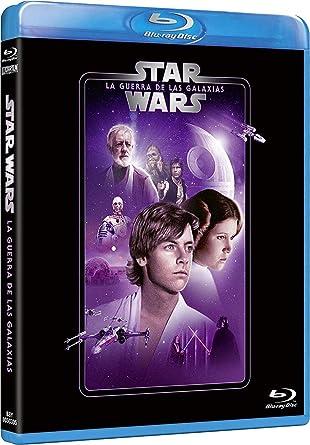 Star Wars Ep IV: Una nueva esperanza Edición remasterizada 2 discos película + extras Blu-ray: Amazon.es: Mark Hamill, Harrison Ford, Carrie Fisher, George Lucas, Mark Hamill, Harrison Ford, Gary Kurtz: Cine y