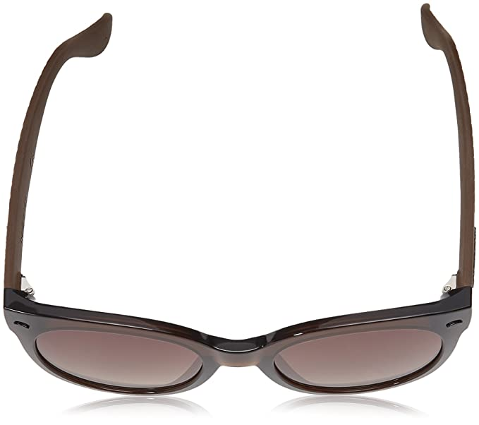 Havaianas Womens Noronha/m Round Sunglasses BROWN 52 mm
