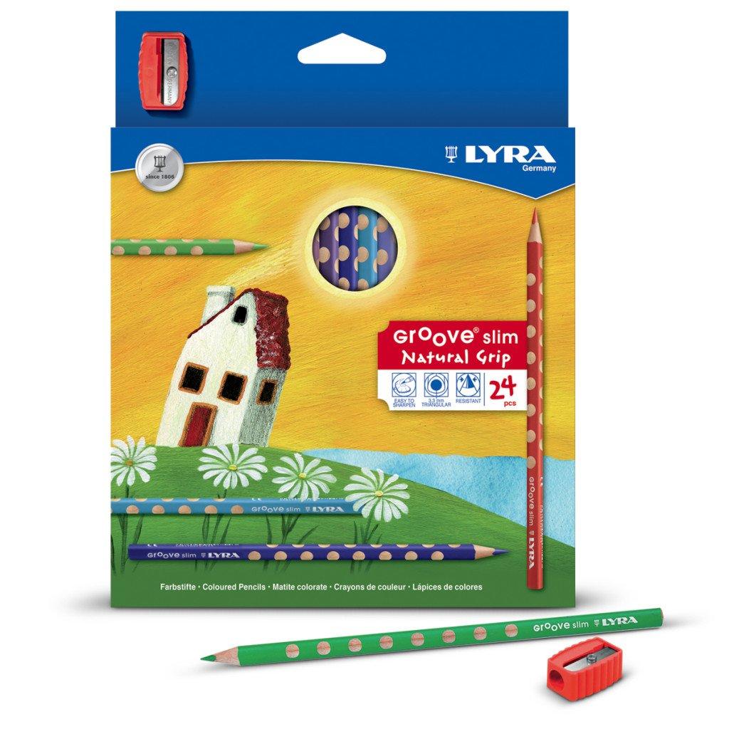 NEU Lyra Groove Slim 24er Set
