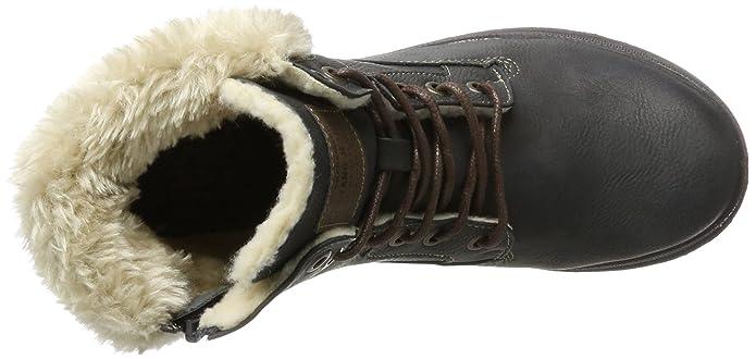 Mustang 1207-607, Botas Para Mujer, Gris (Graphit), 40 EU: Amazon.es: Zapatos y complementos