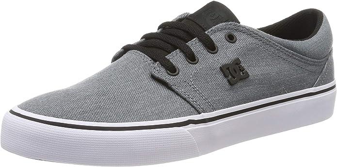 DC Shoes Trase TX SE Sneakers Herren Dunkelgrau/Schwarz