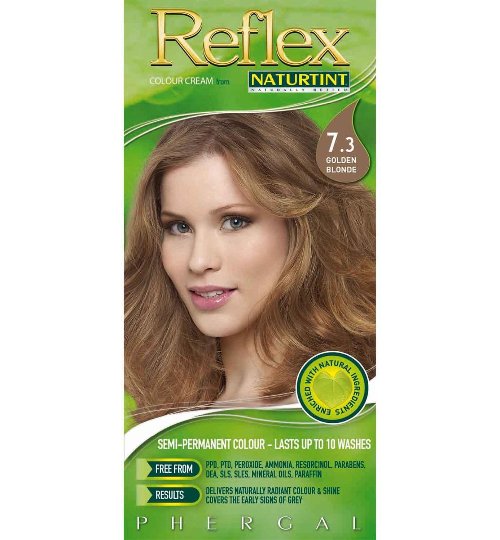 Naturtint Reflex Semi Permanent 73 Golden Blonde 90ml Amazon