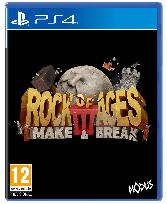 Rock of Ages 3: Make & Break: Amazon.es: Videojuegos