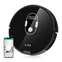 ILIFE A7 Robotic Vacuum Cleaner with High Suction