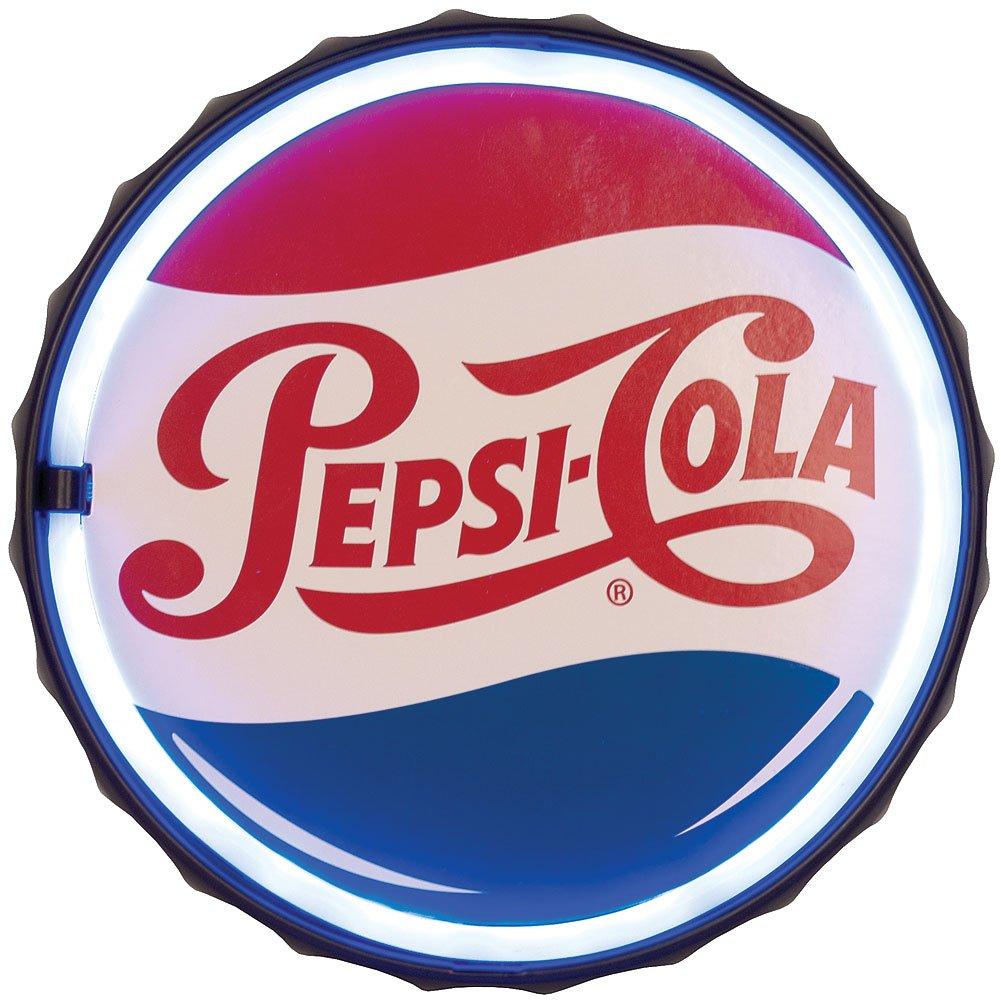 Pepsi-Cola Bottlecap - Señal de reproducción vintage de ...