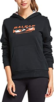 Baleaf Women's Sweatshirt Warm Fleece Lined Pullover Hoodie