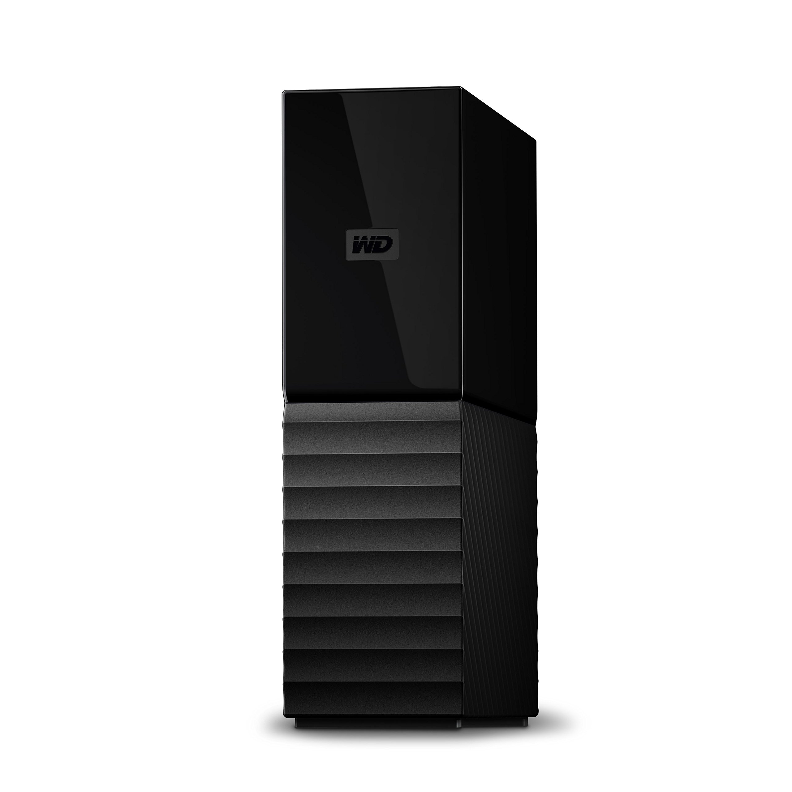 WD 4TB My Book Desktop External Hard Drive - USB 3.0 - WDBBGB0040HBK-NESN