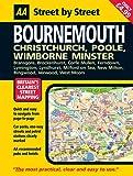 Bournemouth: Midi (AA Street by Street)
