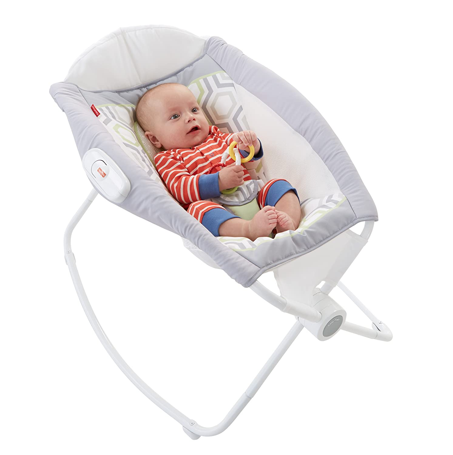 Amazon Fisher Price Rock n Play Sleeper Geo Meadow Baby