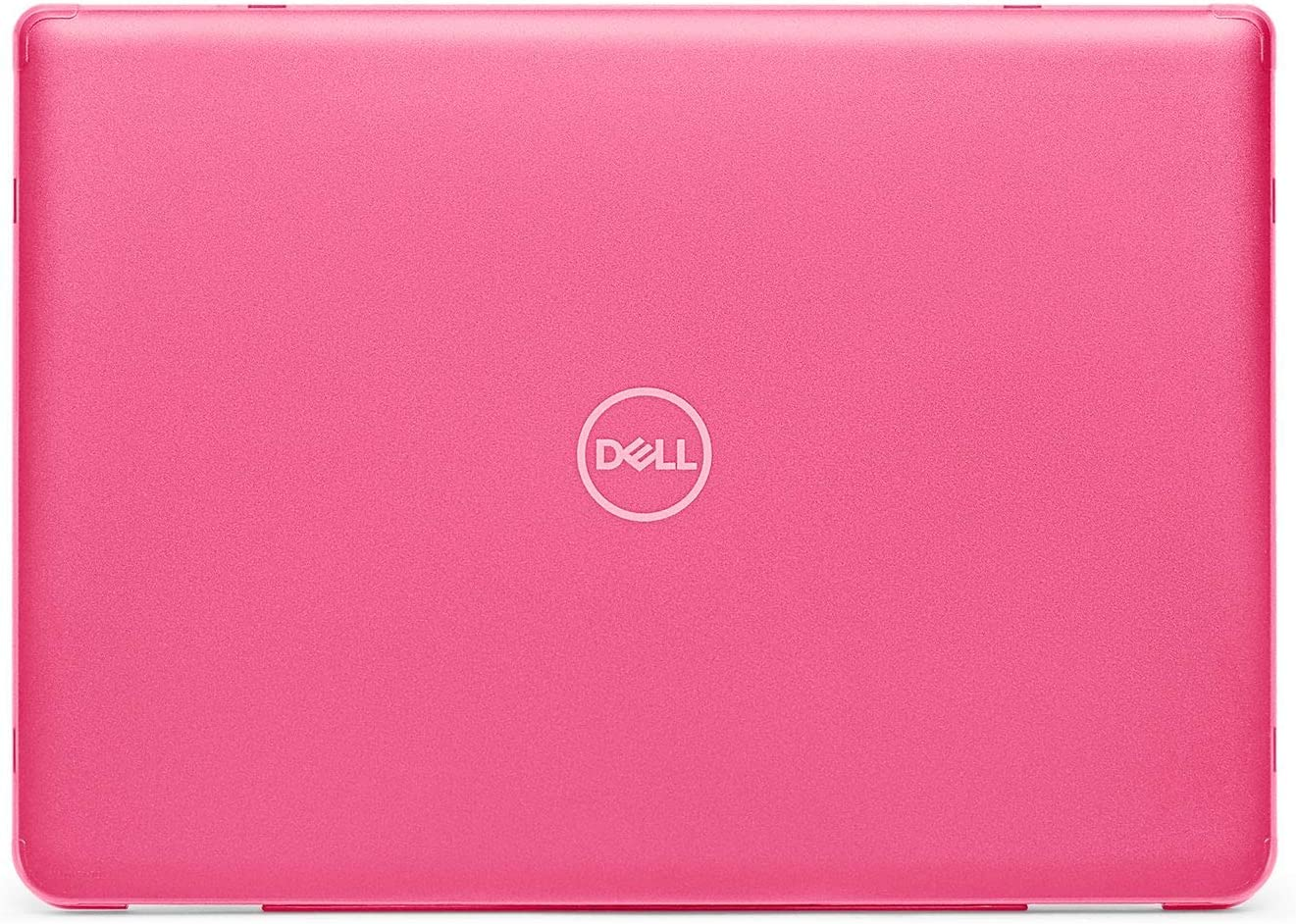 """mCover Hard Shell Case for New 2020 14"""" Dell Latitude 3410 Laptop Computers (NOT Compatible with Other Dell Latitude Computers) (Pink)"""