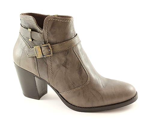 13346 scarpe fibbia NERO GIARDINI tronchetti donna zip 37 stivaletti 4PxzZnq