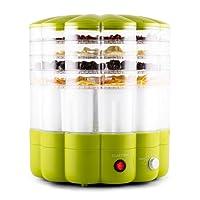 Klarstein Yofruit 2in1 Joghurtmaker und Früchtetrockner 5 Etagen Dörrautomat mit Joghurtbereiter