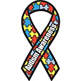 Amazon Com Flagline Made In Usa Autism Awareness Magnet 4 X 8 Inches Automotive Magnets Kitchen Dining