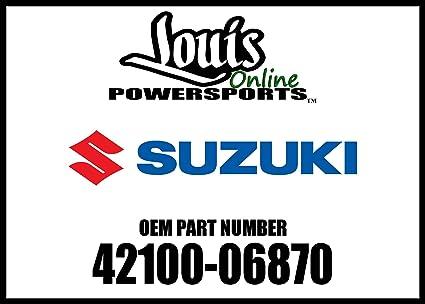 Suzuki 42100-06851 Center Stand