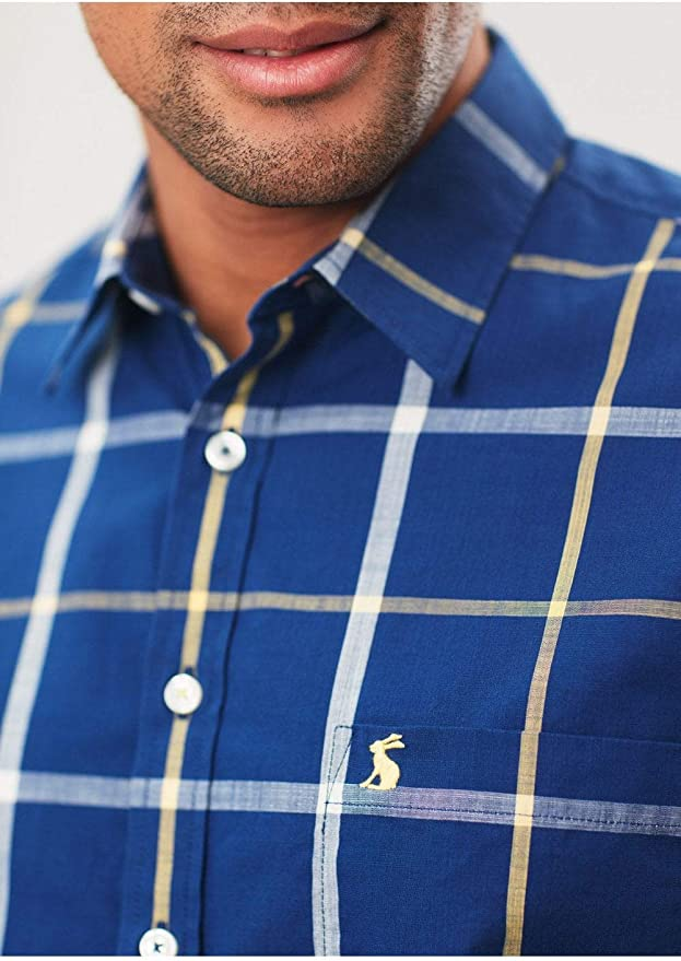 Joules Wilson - Camiseta de manga corta con ajuste clásico ...