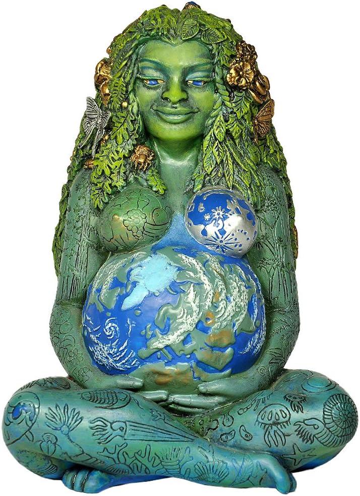 Millennial Gaia Statue - Mother Earth