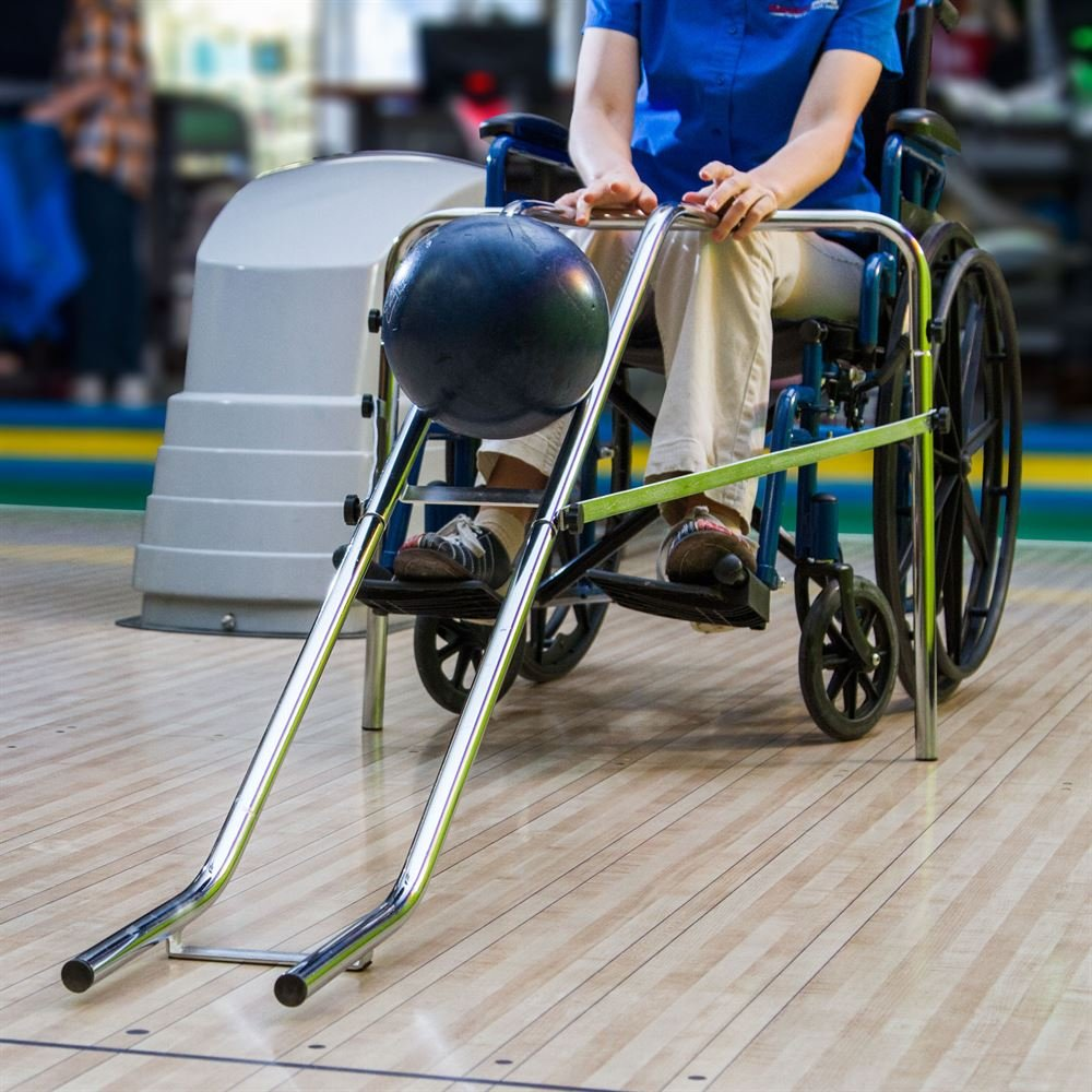 Amazon Com Rage Powersports Bwl Ramp Ez Bowler Wheelchair Bowling