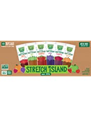Stretch Island Fruit Leather Snacks Variety Pack - 0.5 Ounce Strips - 48 Count