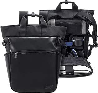 Crumpler Art Crowd Camera Half Backpack Favourite, Black (CACHBP-001)