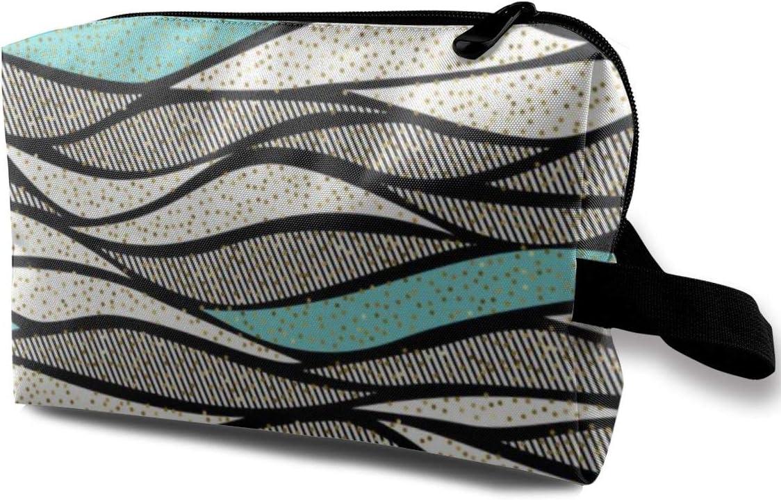 Organizador de Maquillaje Seamless Pattern Pattern, Bolsa de Aseo, para Pinceles, Estuche para lápices: Amazon.es: Equipaje