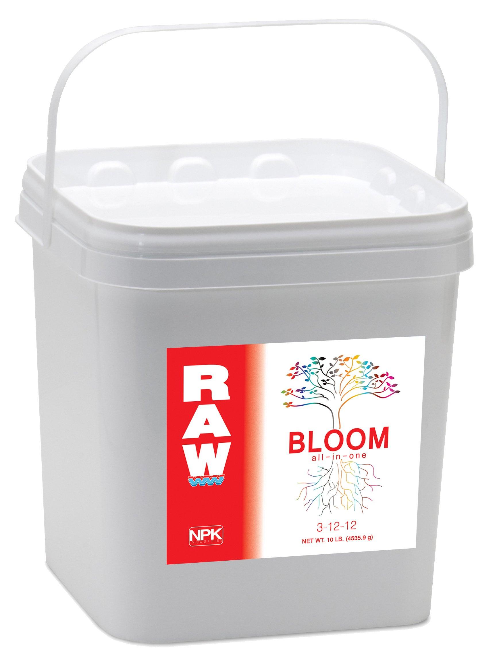 Raw Bloom 10 lb