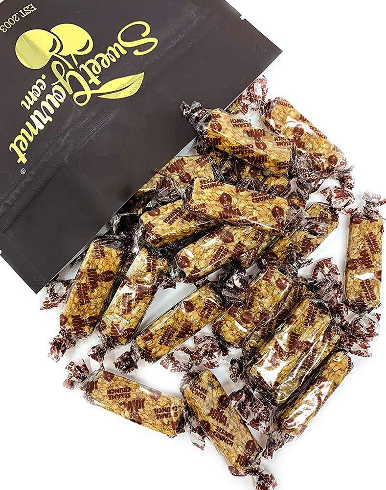 Joyva Sesame Honey Crunch 1 pound by SweetGourmet