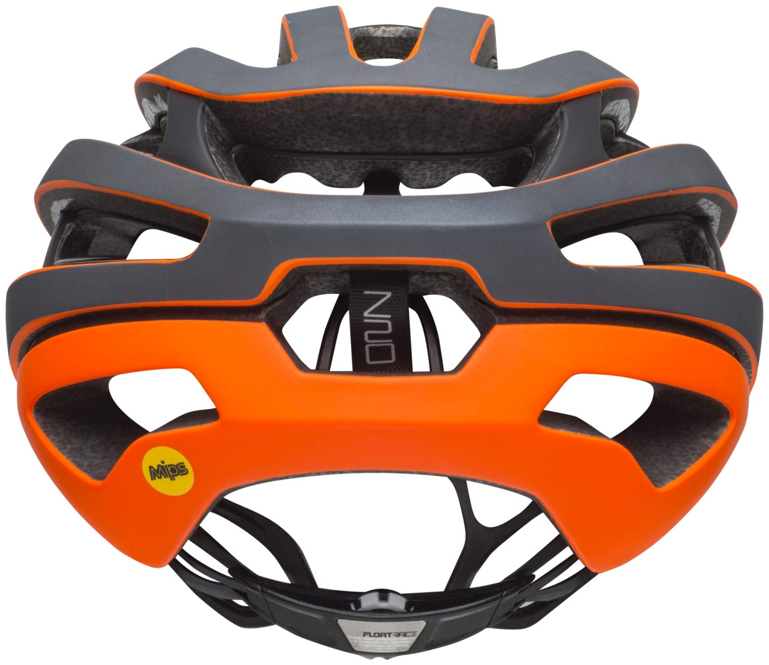 Bell Z20 Ghost MIPS Cycling Helmet - Ghost Matte Orange Reflective Small by Bell (Image #4)