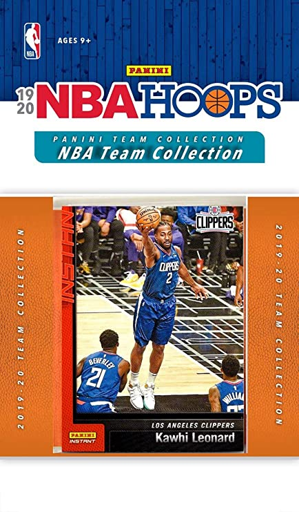 Amazon Com Los Angeles Clippers 2019 2020 Hoops Basketball