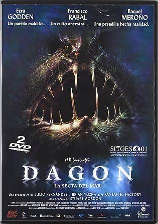 Amazon Com Dagon La Secta Del Mar Import Movie European Format Zone 2 2002 Varios Movies Tv
