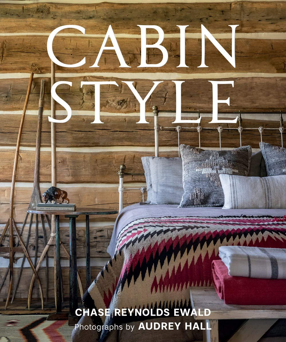 Cabin Style cabin coffee table book