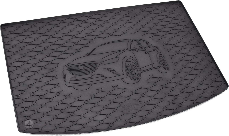Passgenaue Kofferraumwanne Geeignet Für Mazda Cx 3 Ab 2015 Autoschoner Monteur Auto