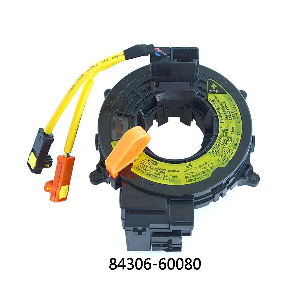 Cable espiral clockspring 84306 –  60080 XSD