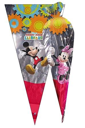 Mickey Mouse - Pack de 10 bolsas cono Maxi Clubhouse, 20X40 ...