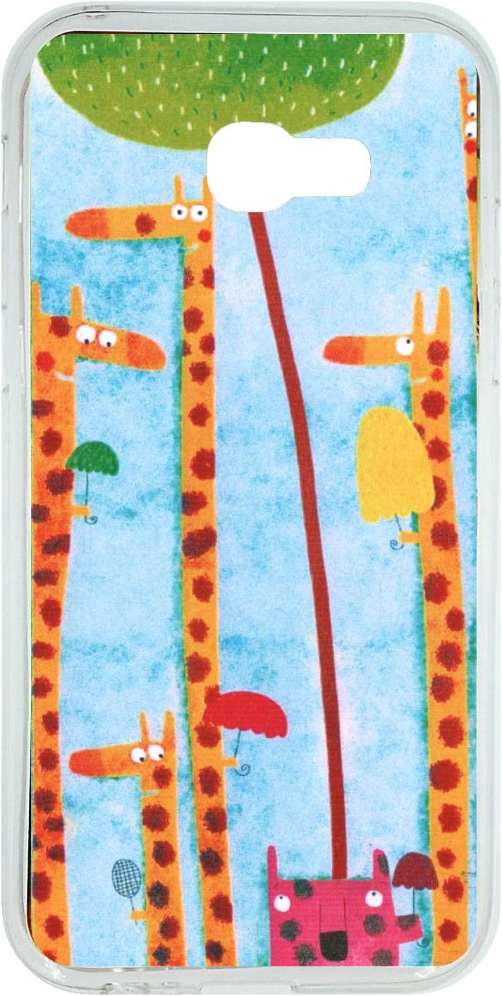 HUDDU Kompatibel mit Samsung Galaxy A5 2017 A520 Handyh/ülle Leder Flip H/ülle Premium PU Schutzh/ülle Kartenfach Flip Tasche Brieftasche Lederh/ülle Klapph/ülle Bumper Sto/ßfest Geometrische Figur Blau