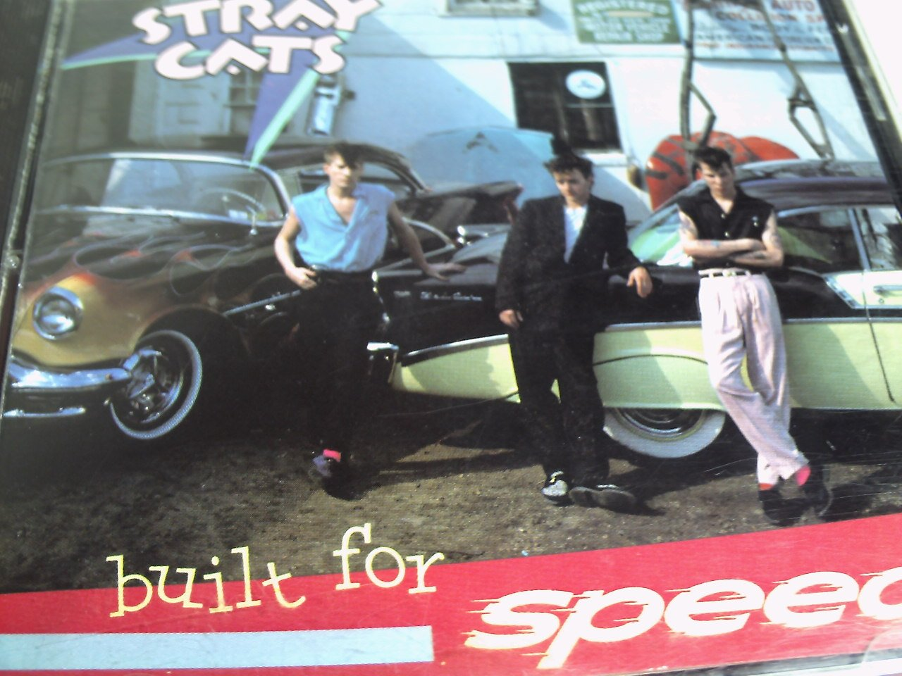 Built for Speed by EMI Distribution