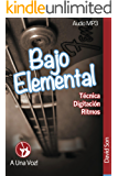 Bajo Elemental (Spanish Edition)