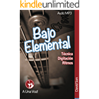 Bajo Elemental (Spanish Edition) book cover