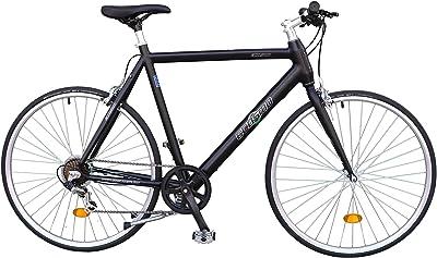 ECOSMO 700C Fixed Gear Road Bike Image
