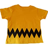 Custom Kingdom Boys/Girls Peanuts Charlie Brown T-Shirt